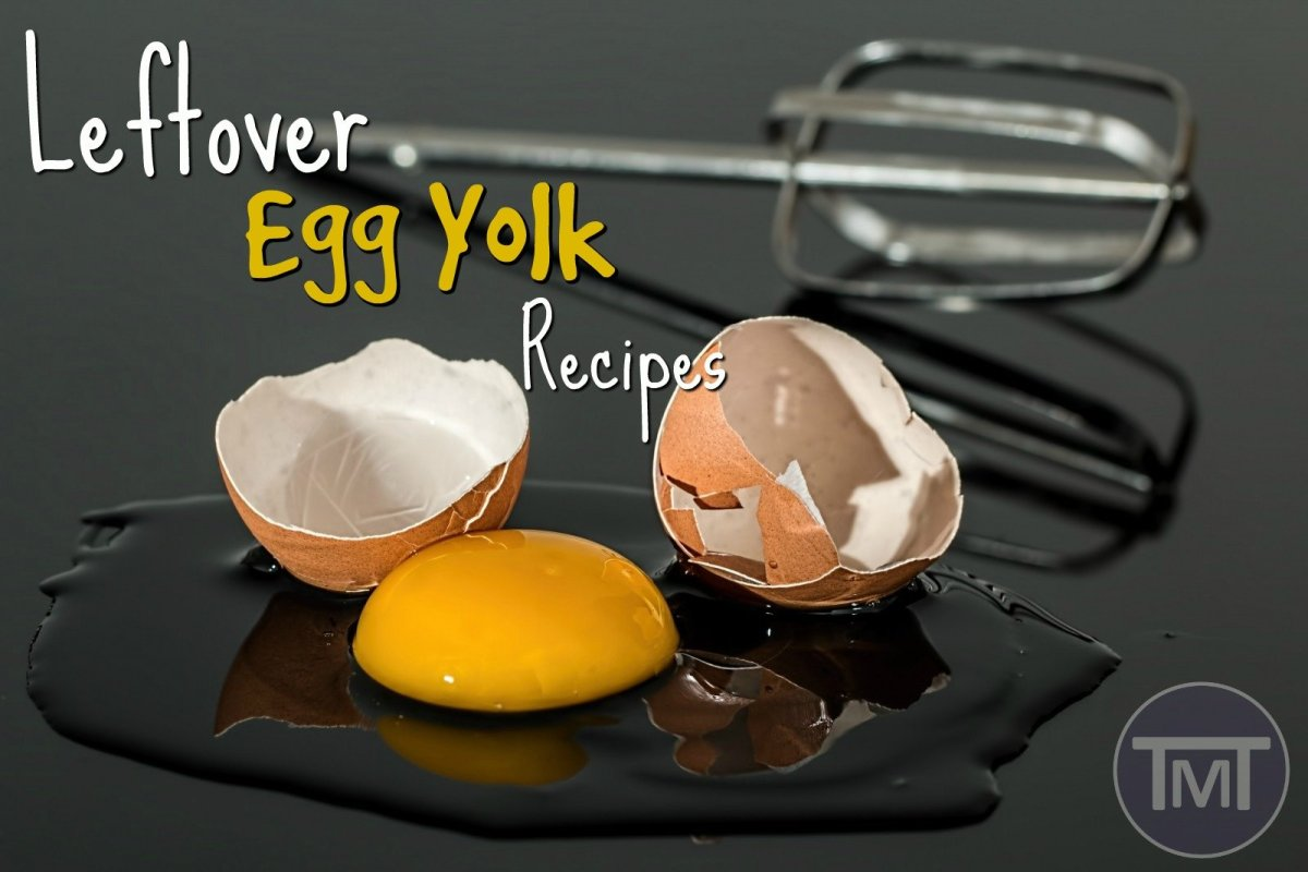 Leftover Egg Yolk Recipes
